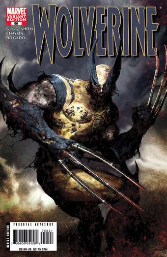 WOLVERINE #58 NEAR MINT MARVEL VOL 3 2003