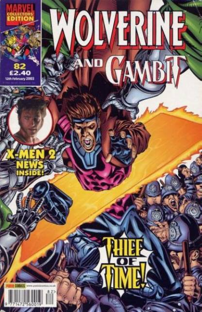 Wolverine and Gambit Vol 1 82