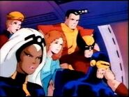 X-Men (Earth-652975) from Pryde of the X-Men Season 1 1 002