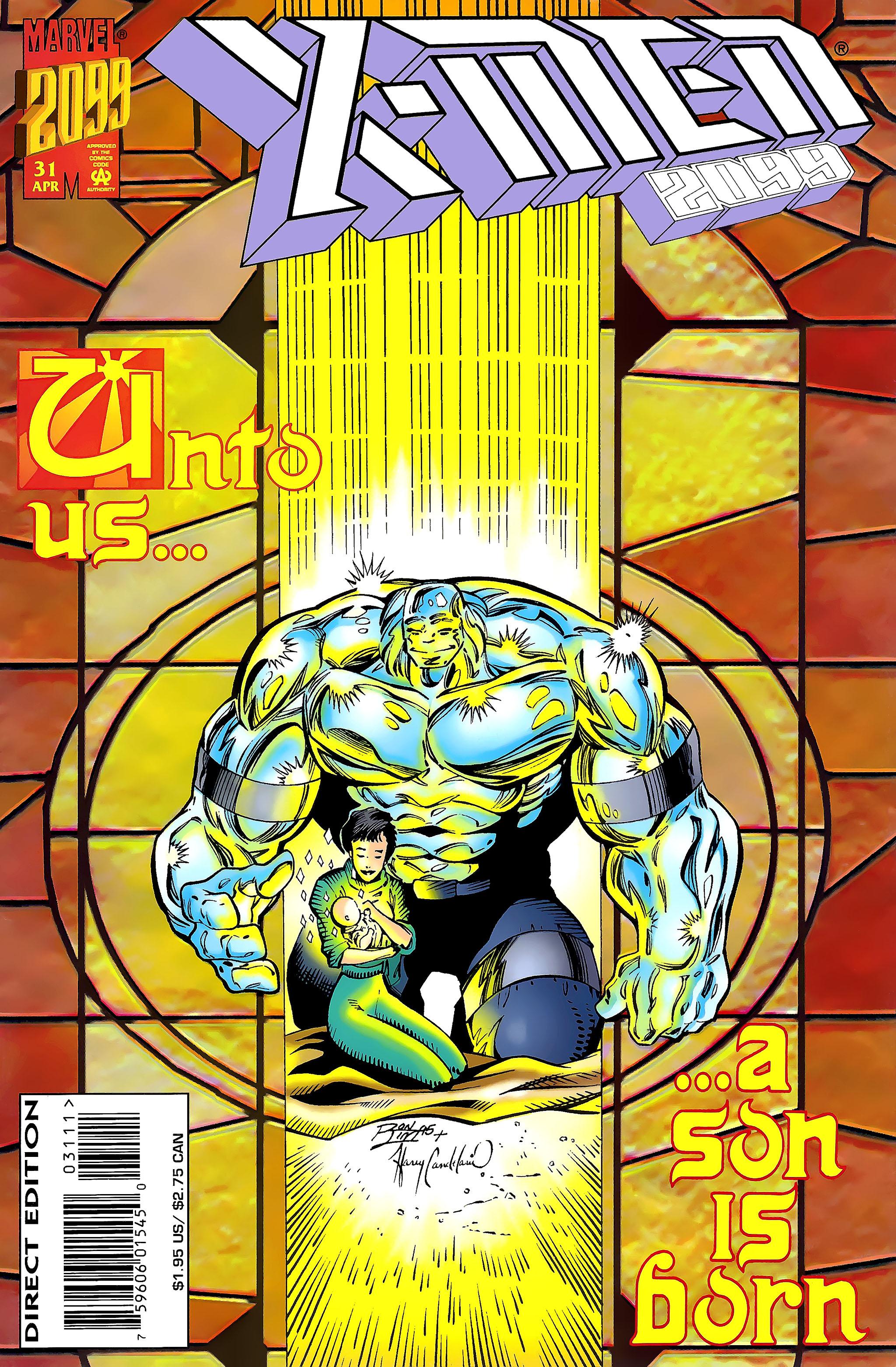 X-Men 2099 Vol 1 31