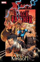 X-Men Black Panther Wild Kingdom TPB Vol 1 1