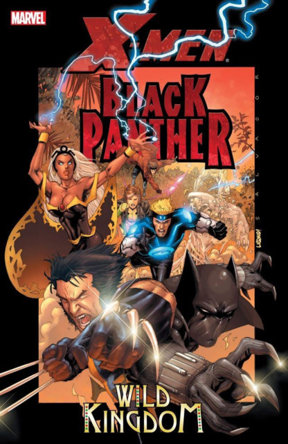 X-Men/Black Panther: Wild Kingdom TPB Vol 1 1