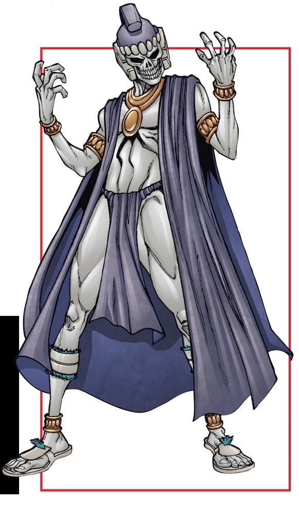 Ah Puch (Ahau) (Earth-616)