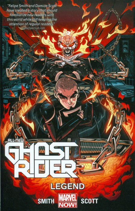 All-New Ghost Rider TPB Vol 1 2: Legend