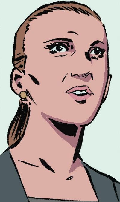 Becky Johnson (Earth-21722)
