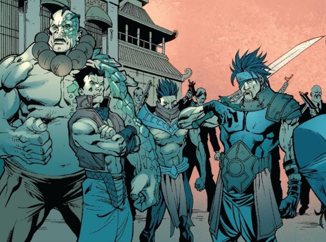 Black Dragon Death Squad (Earth-616)