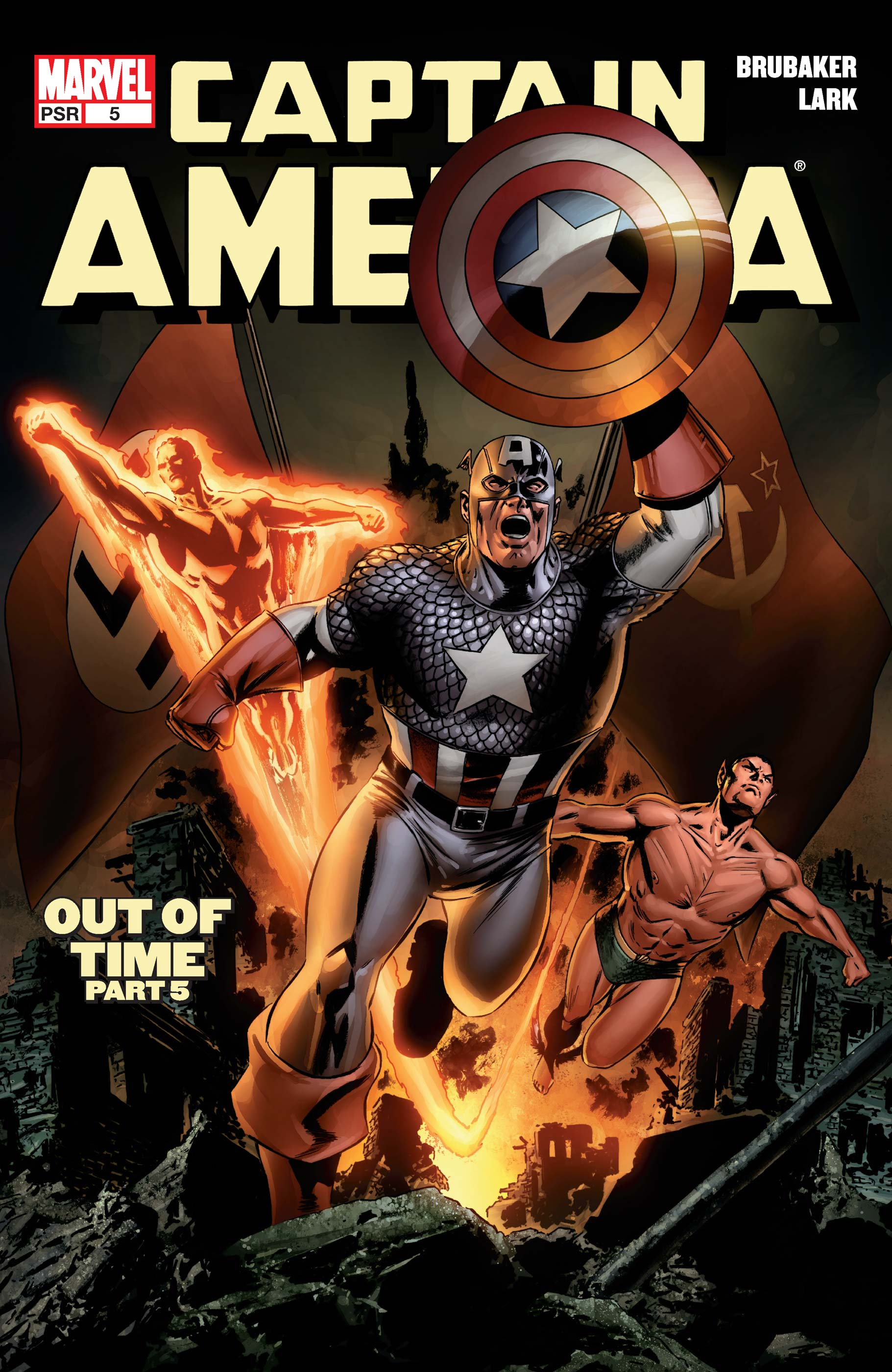 Captain America Vol 5 5