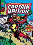 Captain Britain Vol 1 31