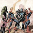 Civil War II Vol 1 1 Team Captain Marvel Hip-Hop Variant Textless