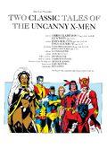 Classic X-Men Vol 1 1 Frontispiece