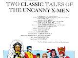 Classic X-Men Vol 1 1
