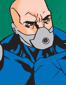 Clayton Claymore (Earth-616)
