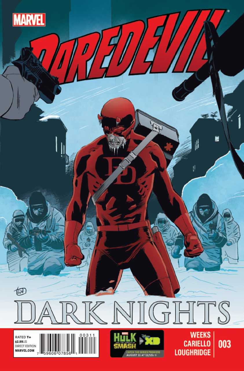 Daredevil: Dark Nights Vol 1 3