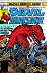 Devil Dinosaur Vol 1 5