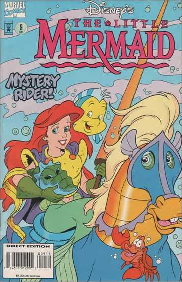 Disney's The Little Mermaid Vol 1 9