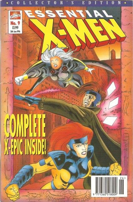 Essential X-Men Vol 1 9