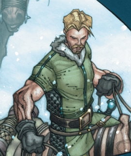 Fandral (Earth-94001)/Gallery