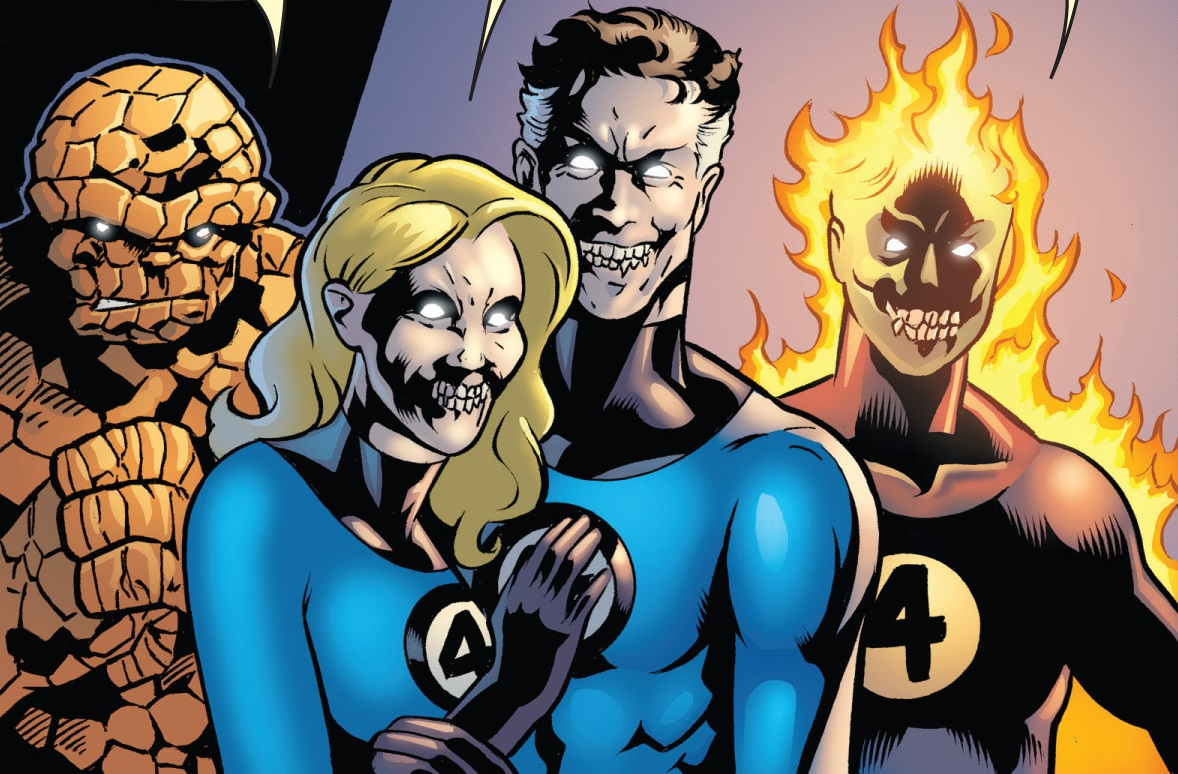 Fantastic Four (Earth-21050)