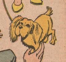 Figaro (Dog) (Earth-616)