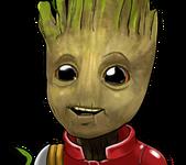 Groot (Past) (Earth-TRN562)