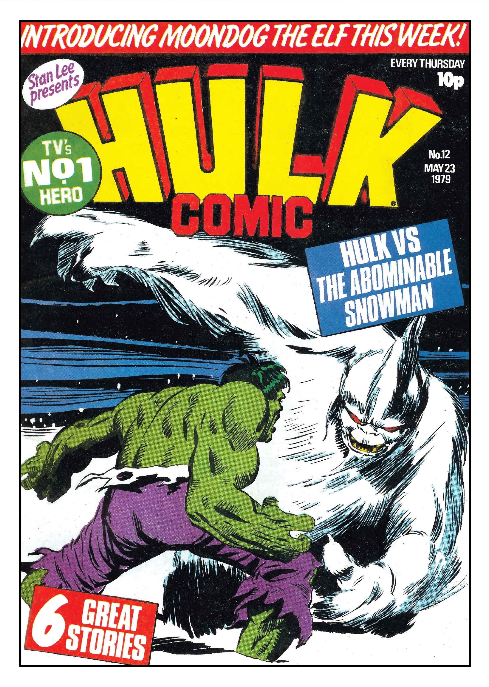 Hulk Comic (UK) Vol 1 12