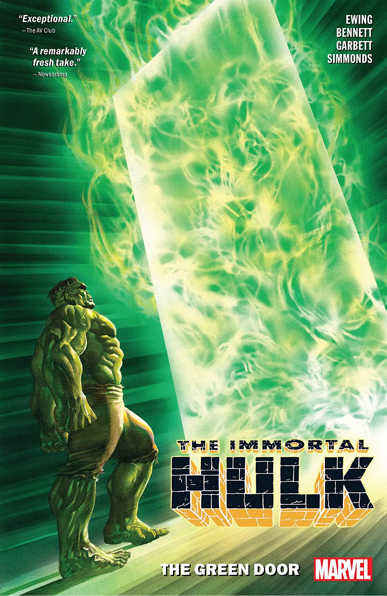 Immortal Hulk TPB Vol 1 2: The Green Door