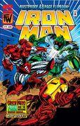 Iron Man Vol 1 317