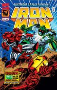 Iron Man Vol 1 317