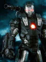 James Rhodes (Earth-199999) from Iron Man 2 (film) Poster 0003.jpg