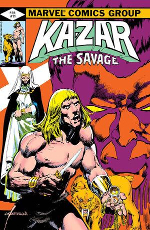 Ka-Zar the Savage Vol 1 11.jpg