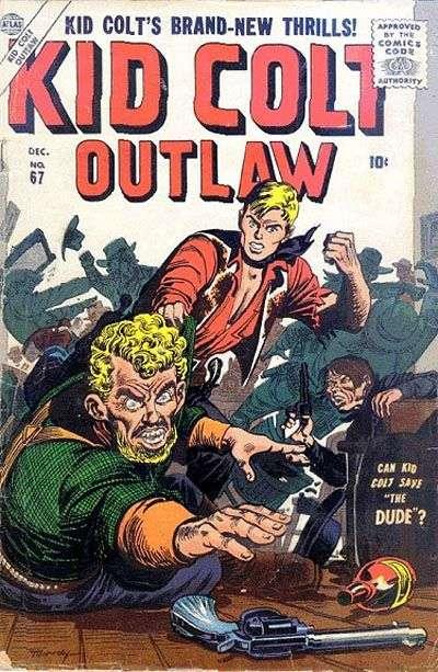 Kid Colt Outlaw Vol 1 67
