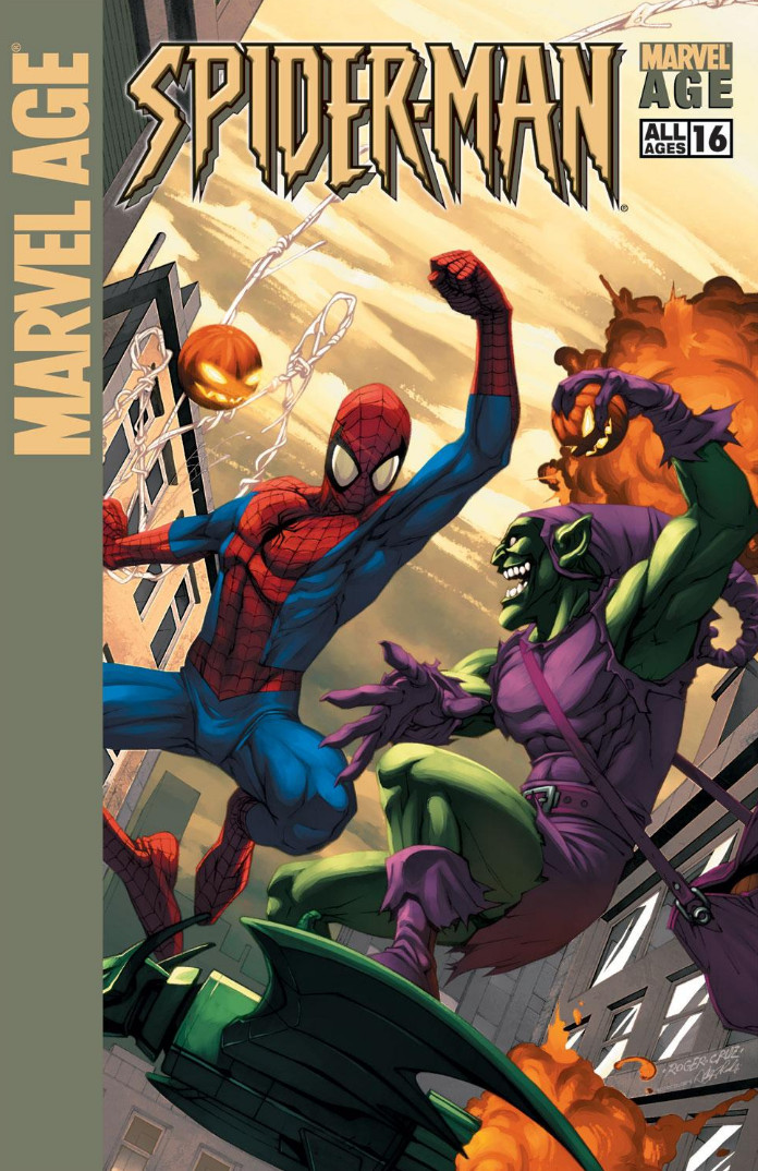 Marvel Age Spider-Man Vol 1 16