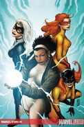 Marvel Divas Vol 1 3 Textless
