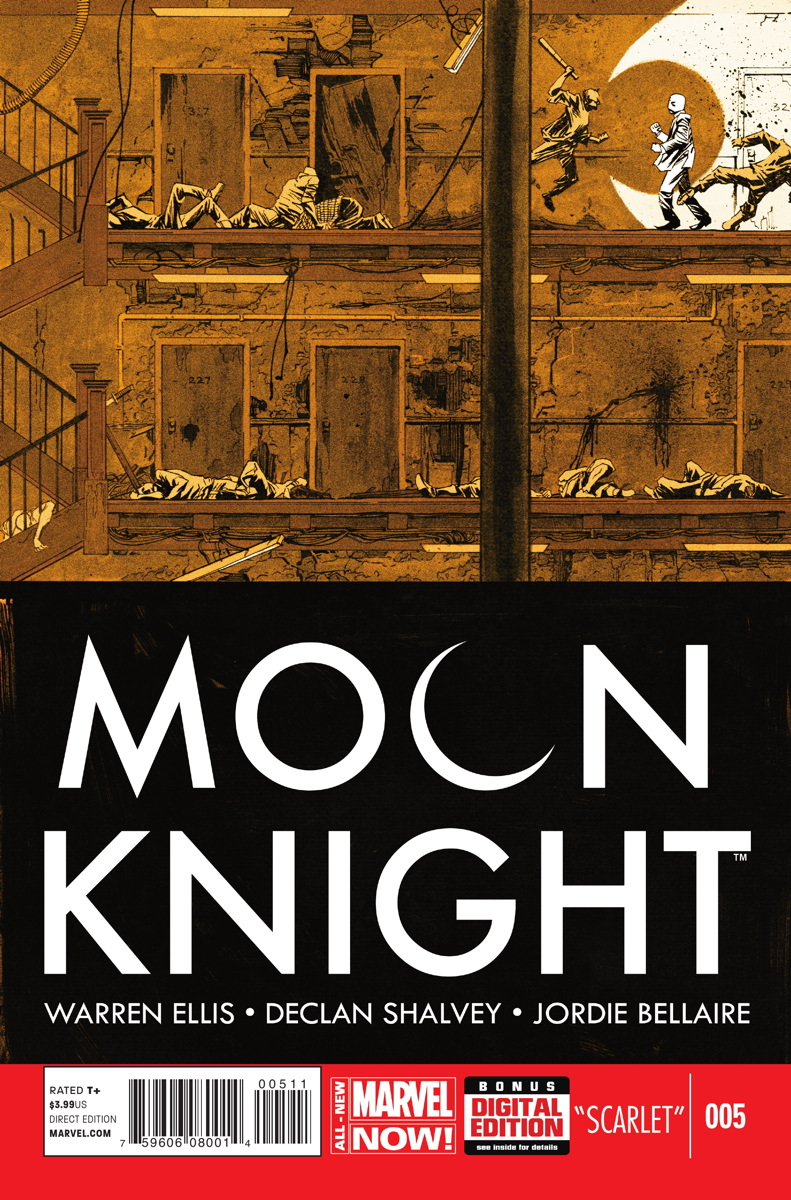 Moon Knight Vol 7 5