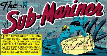 Namor McKenzie (Earth-616) from Marvel Comics Vol 1 1 001.jpg