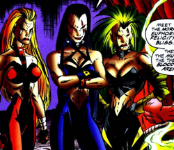 Norns (Earth-928) from X-Men 2099 Vol 1 12 0001.png