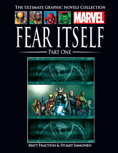 Official Marvel Graphic Novel Collection Vol 1 70