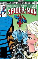 Peter Parker, The Spectacular Spider-Man Vol 1 82