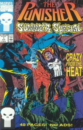 Punisher Summer Special Vol 1 1