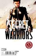 Secret Warriors Vol 1 22