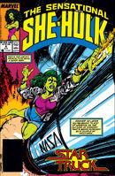 Sensational She-Hulk Vol 1 6