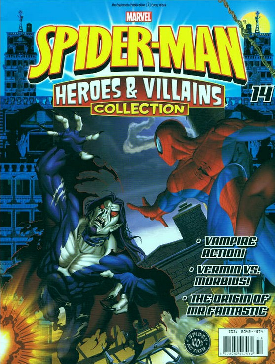 Spider-Man: Heroes & Villains Collection Vol 1 14