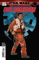 Star Wars Age of Resistance - Poe Dameron Vol 1 1
