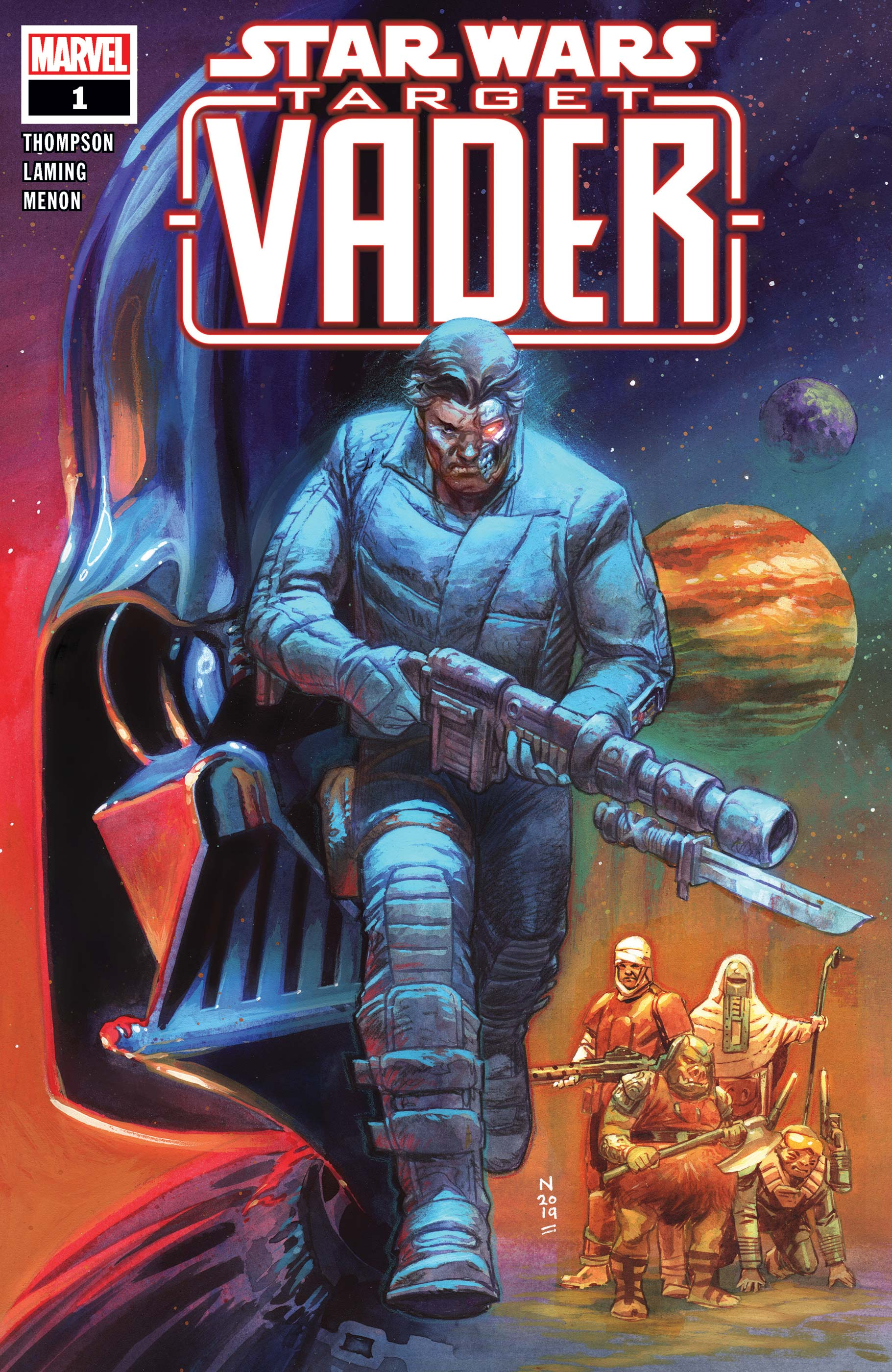 Star Wars: Target Vader Vol 1 1