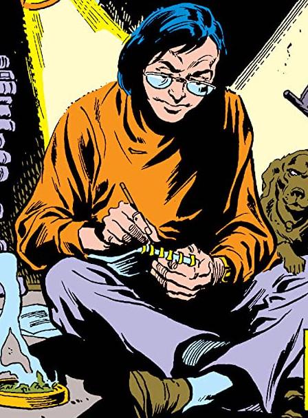 Steve Gerber (Earth-616)