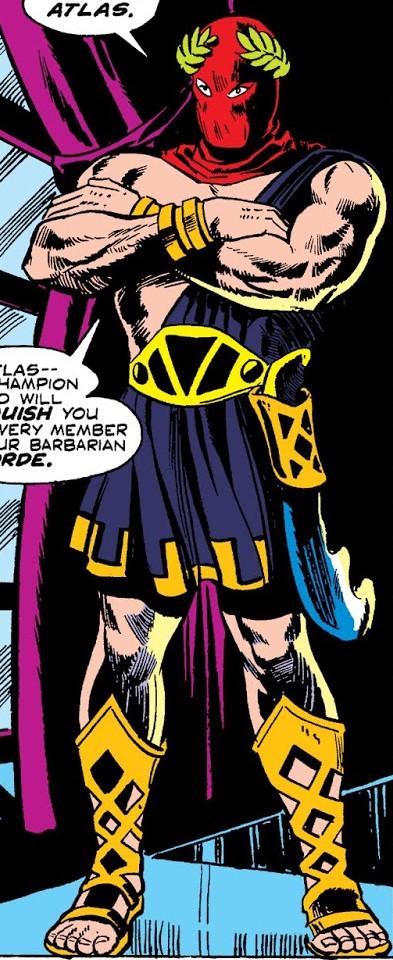 Steve Rand (Earth-616)