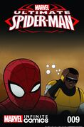 Ultimate Spider-Man Infinite Comic Vol 1 9