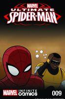 Ultimate Spider-Man Infinite Comic Vol 1 9