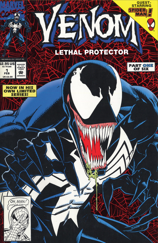 Venom: Lethal Protector Vol 1 1