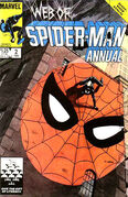 Web of Spider-Man Annual Vol 1 2